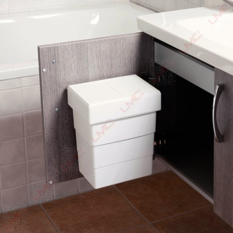 LMC - Poubelle de salle de bain 7 l