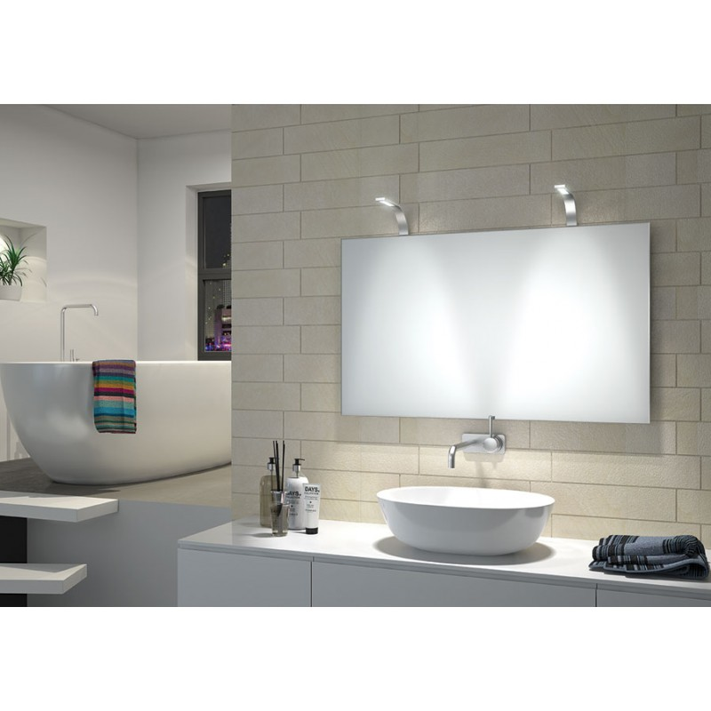 luminaire led pour salle de bain 350ma modele opps marque domus line. Black Bedroom Furniture Sets. Home Design Ideas