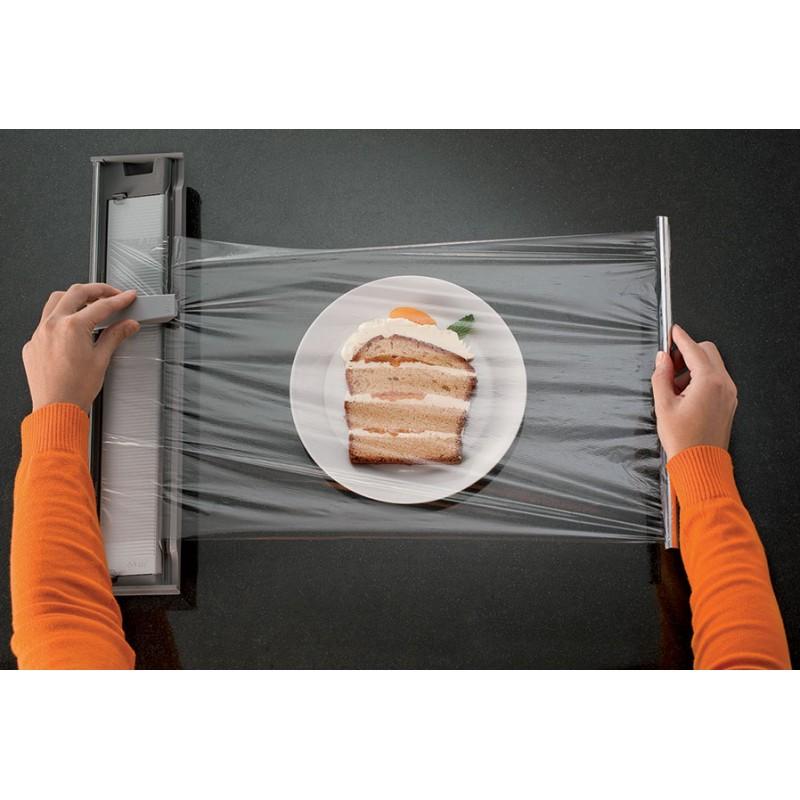 Derouleur film orga line pour film alimentaire blum - Derouleur film alimentaire ...