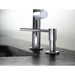 Distributeur de savon chromé PIONA de Blanco