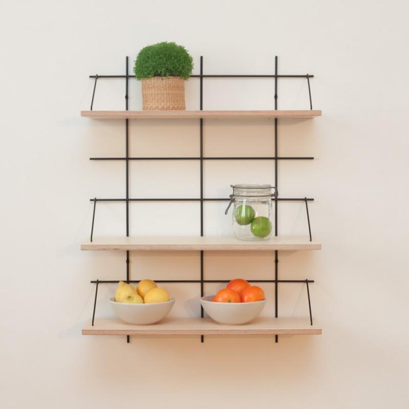 un concept d tag res qui s adapte tous en toute simplicit. Black Bedroom Furniture Sets. Home Design Ideas