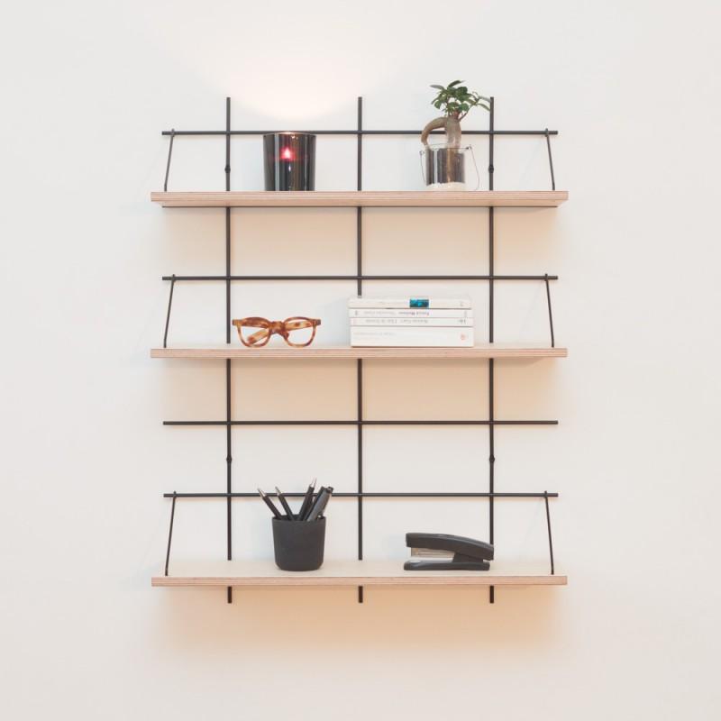 Un concept d tag res qui s adapte tous en toute simplicit for Modele de cuisine avec etagere