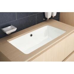 Vasque à poser sous plan en céramique model ASIS de Luisina
