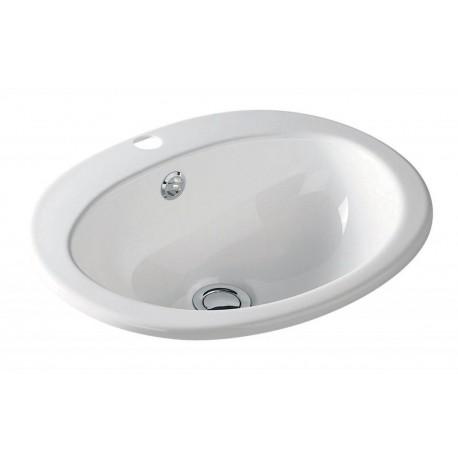 Vasque à encastrer en céramique model VOLTA