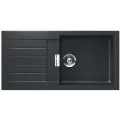LUISINA - EVIER 1GB 1E SCALA 1000X500 SCALA