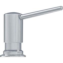 Distributeur de savon NOVITA Nickel Brossé de FRANKE