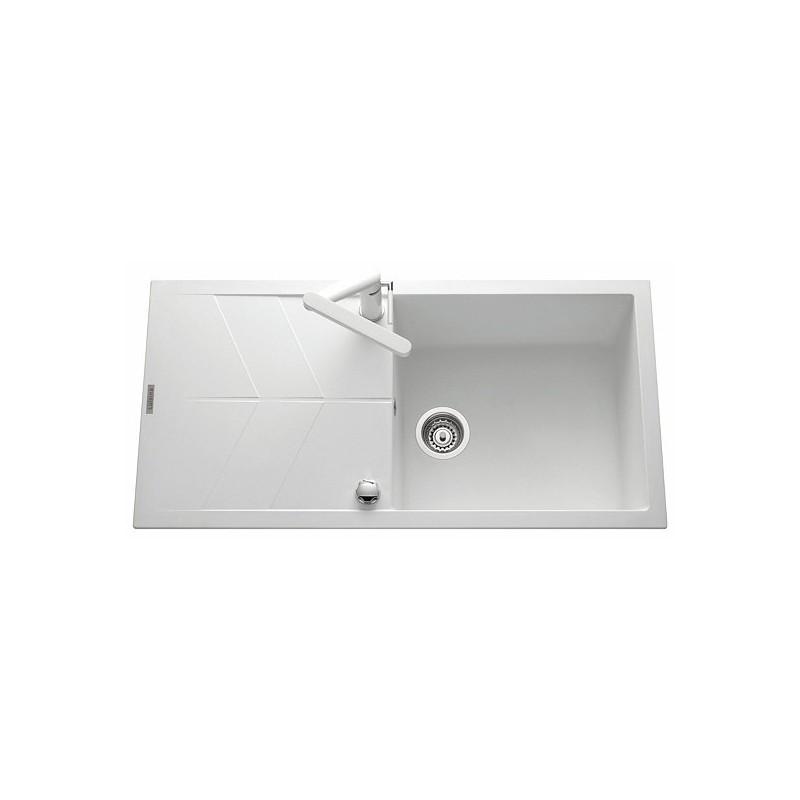 schock de luisina evier 1000x500 avec une planche a decouper en verre modele electro. Black Bedroom Furniture Sets. Home Design Ideas