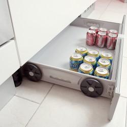 Kit tiroir sous meuble de cuisine