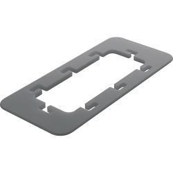 Accessoire éviers Support verre PVC de FRANKE