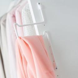 Crochet porte-manteau fil pour meuble - Hailo (Livraison gratuite)