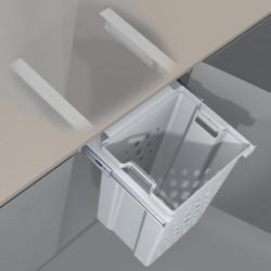 Panier à linge coulissant pour meuble à partir de 500 mm - Hailo (Livraison gratuite)