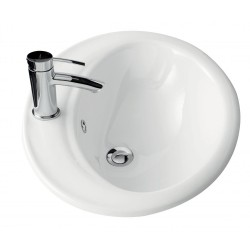 Vasque à encastrer Villeroy & Boch en céramique - 530 x 435 mm de Luisina