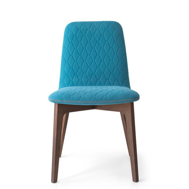 Chaise cuisine salon mod le sami de calligaris for Modele de chaise pour cuisine