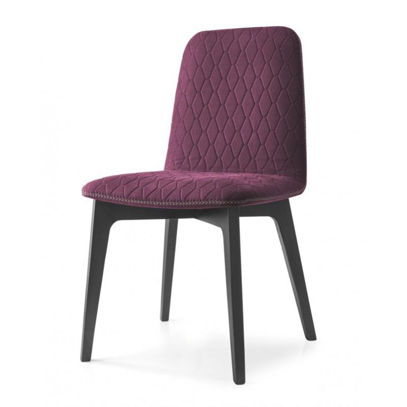 chaise cuisine salon mod le sami de calligaris. Black Bedroom Furniture Sets. Home Design Ideas