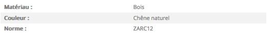 Modulo ZARC12